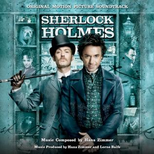 Sherlock holmes: a game of shadows soundtrack (recording sessions.