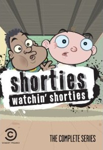 Front cover of the DVD release of the show