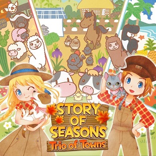 Picture of a game: Story Of Seasons: Trio Of Towns