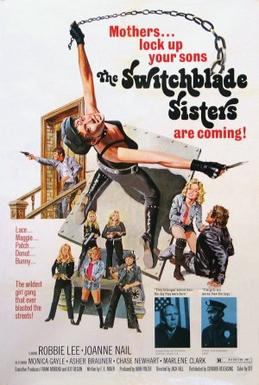 Picture of a movie: Switchblade Sisters