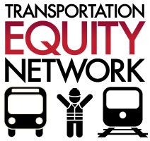 Official logo for the Transportation Equity Network.