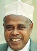 Mohamed Taki Abdoulkarim President of Comoros