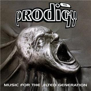 <i>Music for the Jilted Generation</i> 1994 studio album by The Prodigy