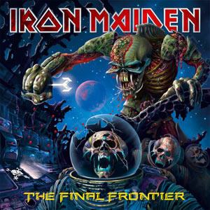 <i>The Final Frontier</i> 2010 studio album by Iron Maiden