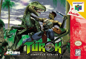 <i>Turok: Dinosaur Hunter</i> 1997 video game
