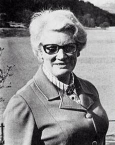 Winifred Pennington British biologist