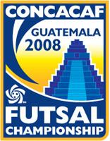 2008 CONCACAF Futsal championship logo.png