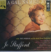 A Gal Named Jo album 1956