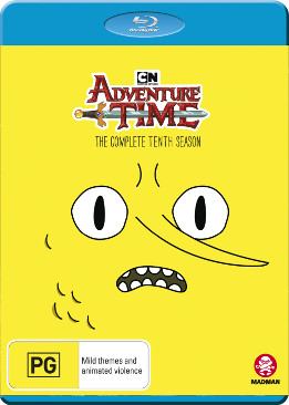 Adventure Time Season 10 Wikipedia