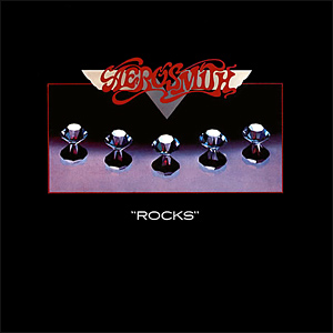 <i>Rocks</i> (Aerosmith album) 1976 studio album by Aerosmith