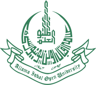 File:Allama Iqbal Open University logo.png