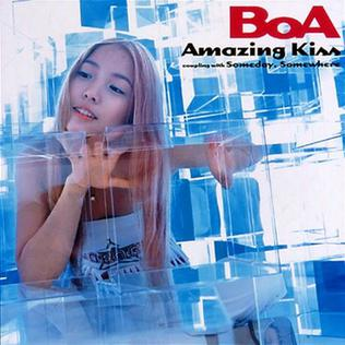 Amazing Kiss / BoA - YouTube