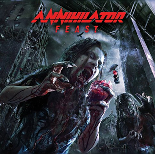 Never, neverland vs So far, so good, so what Annihilator-Feast