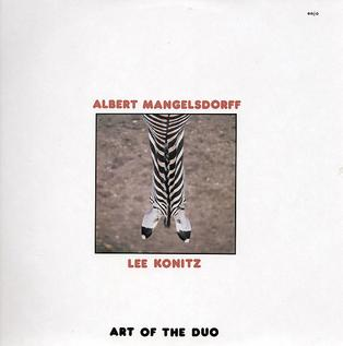 <i>Art of the Duo</i> (Lee Konitz and Albert Mangelsdorff album) 1988 studio album by Lee Konitz and Albert Mangelsdorff