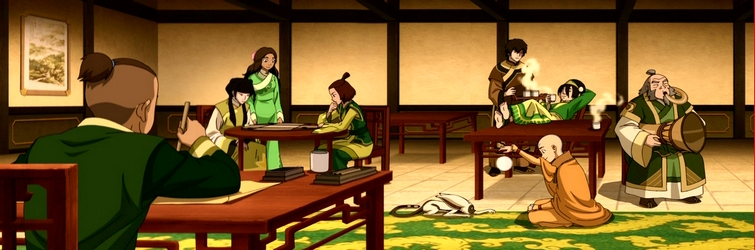 List of Avatar: The Last Airbender characters - Wikipedia