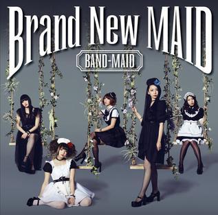 <i>Brand New Maid</i> 2016 studio album by Band-Maid