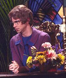 Dana Carvey as The Church Lady
