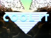 The Title Card for series 2 of Cool It in 1986.