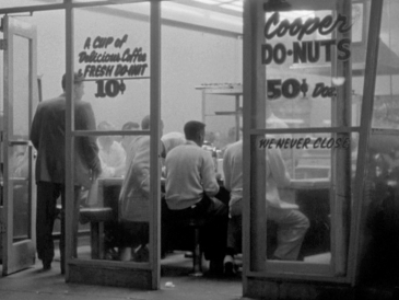 Cooper Do-nuts Riot May 1959 US LGBT uprising sparked by police harassment