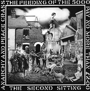 <i>The Feeding of the 5000</i> (album) 1978 studio album by Crass
