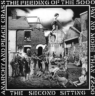 <i>The Feeding of the 5000</i> (album) 1978 studio album by Crass
