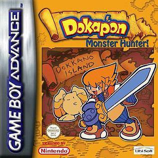 <i>Dokapon: Monster Hunter</i> 2001 video game