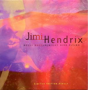 Dolly Dagger 1971 single by Jimi Hendrix