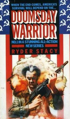 Doomsday Warrior 13 : American Paradise (2008, CD)
