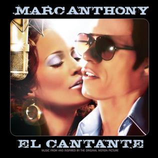 <i>El Cantante</i> (Marc Anthony album) 2007 soundtrack album by Marc Anthony