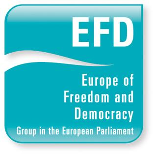 Europe of Freedom and Democracy Eurosceptic group in European Parliament (2009-2014)