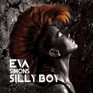 Eva Simons EvaSimonsOficialSillyBoyCover