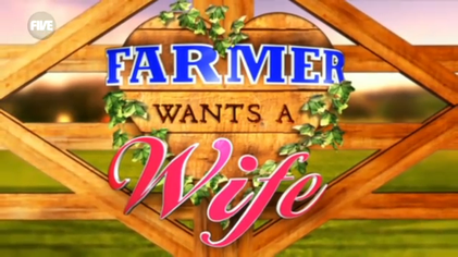 Farmer dating reality show