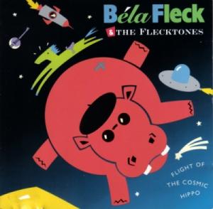 <i>Flight of the Cosmic Hippo</i> 1991 studio album by Béla Fleck and the Flecktones