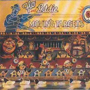 <i>Moving Targets</i> (Flo & Eddie album) 1976 studio album by Flo & Eddie