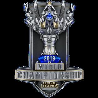2019 <i>League of Legends</i> World Championship ninth League of Legends World Championship, held in Europe