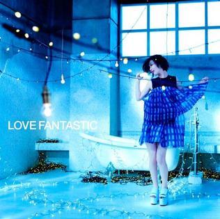 <i>Love Fantastic</i> 2014 studio album by Ai Otsuka