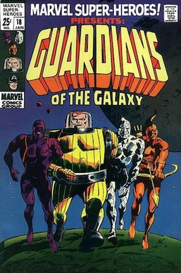 Guardians Of The Galaxy 1969 Team Wikipedia