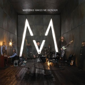 Maroon 5 — Makes Me Wonder (studio acapella)
