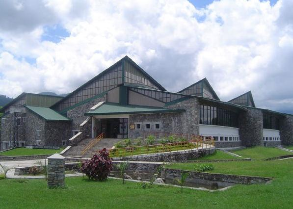 International Mountain Museum at Ratopahiro, Pokhara