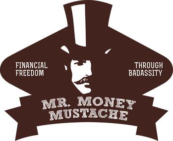 Image result for Mr. Money Mustache blog