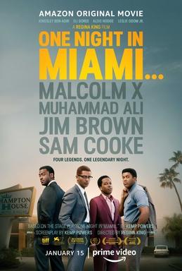 One Night In Miami Film Wikipedia