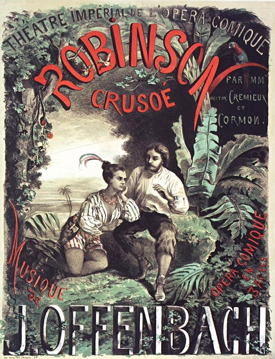 robinson cruso u00e9
