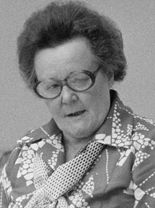 Orvokki Kangas Finnish politician (1921–2000)