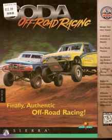 <i>SODA Off-Road Racing</i> 1997 video game