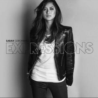 <i>Expressions</i> (Sarah Geronimo album) 2013 studio album by Sarah Geronimo
