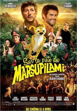 LE DEBBOUZE JAMEL FILM TÉLÉCHARGER AVEC MARSUPILAMI