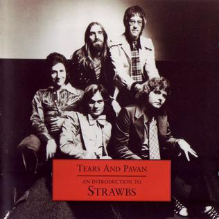 <i>Tears and Pavan</i> 2002 compilation album by Strawbs