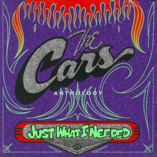 <i>Just What I Needed: The Cars Anthology</i> 1995 compilation album by The Cars