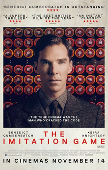 Download The Imitation Game (2014) Dual Audio {Hindi-English} 480p | 720p