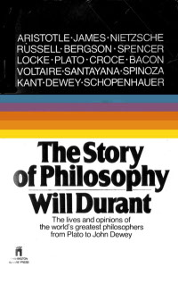 <i>The Story of Philosophy</i> book by Will Durant